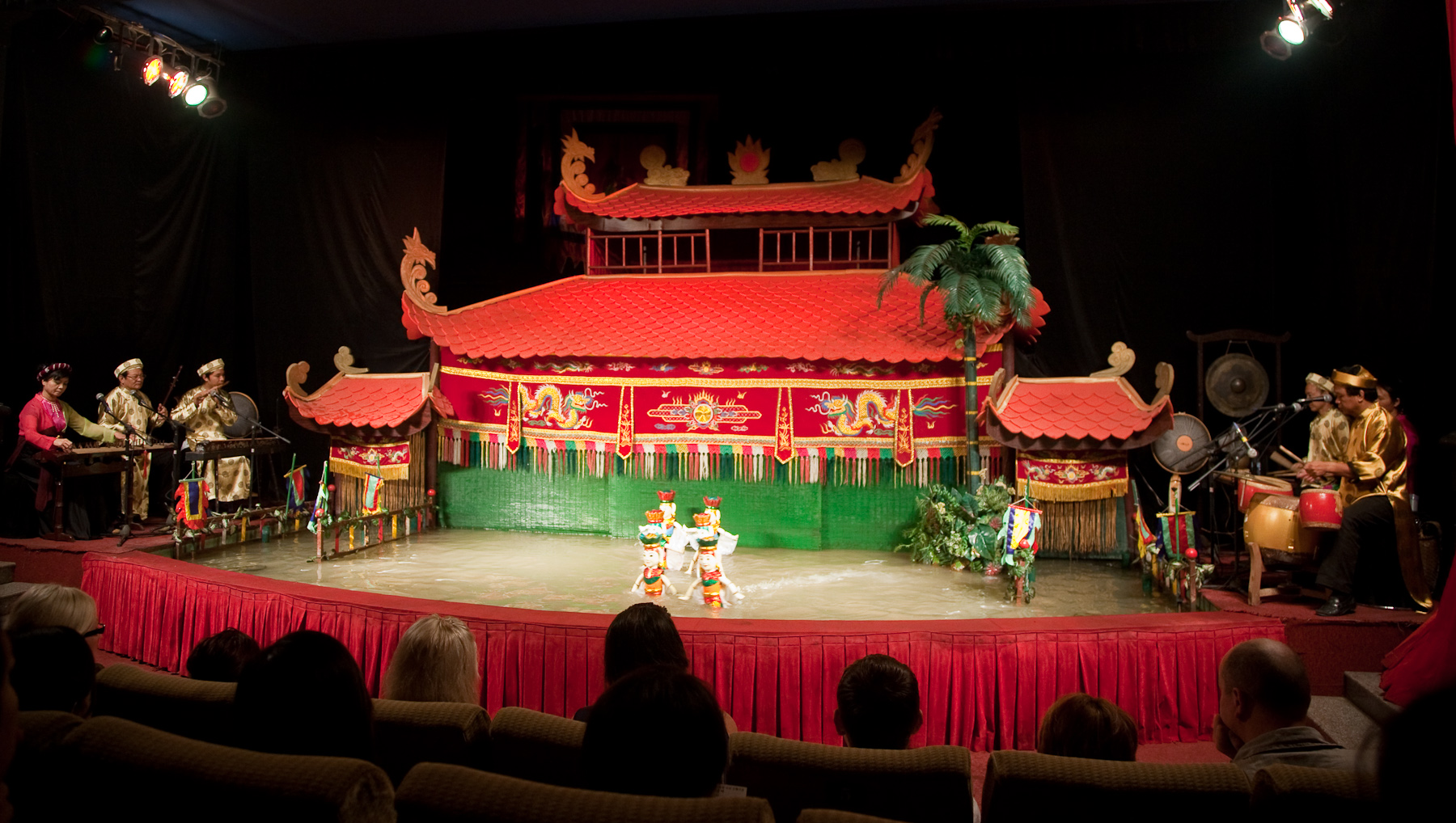 ho chi minh puppet or leader Golden dragon water puppet theater, ho chi minh city: see 1,403 reviews, articles, and 583 photos of golden dragon water puppet theater, ranked no35 on.