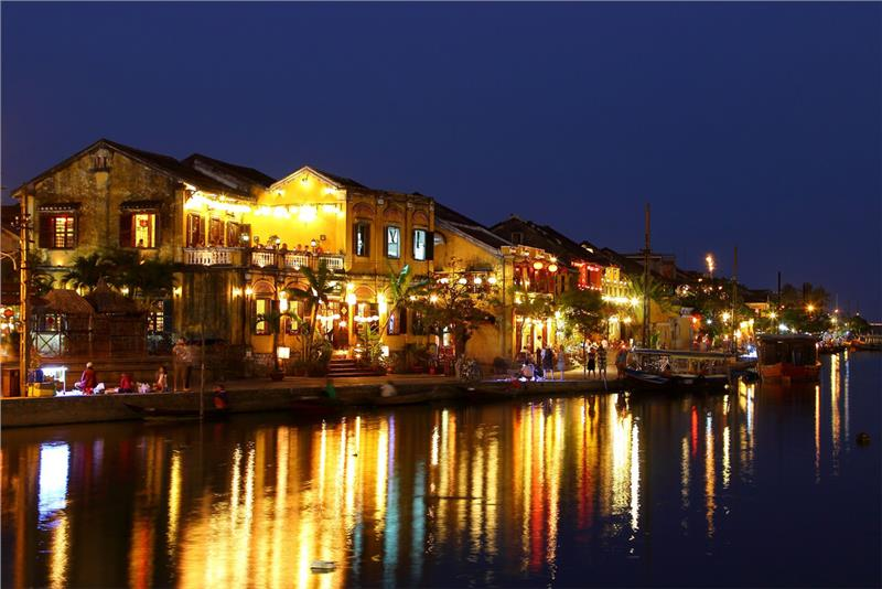 Romance In Hoi An Ancient Town Explore Vietnam With Just